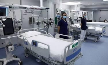 Κρούσματα σήμερα: 3.313 νέα ανακοίνωσε ο ΕΟΔΥ - 92 θάνατοι σε 24 ώρες, στους 813 οι διασωληνωμένοι