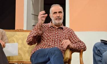 Περικλής Αλμπάνης: Δεν πάει ο... νους σας με ποια άλλη τέχνη ασχολείται ο ηθοποιός!