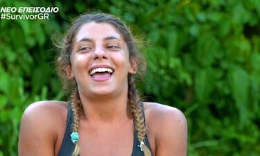 Survivor: Η αναφορά στη σχέση της με τον Σάκη που δεν περιμέναμε: «Πριν από ένα χρόνο...»