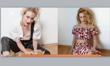 Σοφία Μανωλάκου: Η αποκάλυψη για την Έξαψη και… τη συνεργασία της με την Ντορέττα Παπαδημητρίου!