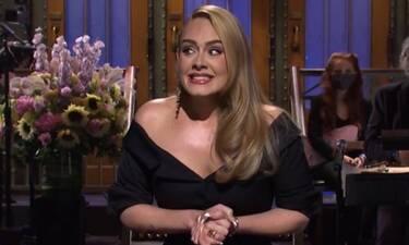 Η Adele φωτογραφίζεται για πρώτη φορά μετά από μήνες και είναι αγνώριστη (photos)