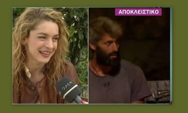 Survivor: Η Γιούλικα Σκαφιδά απαντά πρώτη φορά on camera σε όσα είπε ο Αλέξης Παππάς