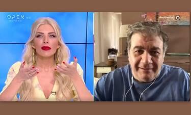 Δημήτρης Σταρόβας: Το παράπονο για το YFSF: «Δεν με πήραν καν τηλέφωνο»