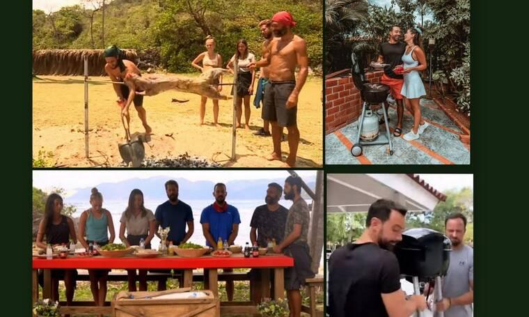 Survivor: Πάσχα στον Άγιο Δομίνικο! Φωτό και βίντεο από τα προηγούμενα χρόνια με Ντάνο και Δαλάκα