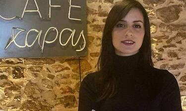 Καφέ της Χαράς: Η «Βάλια» δίνει spoiler: «Θα αποκαλυφθεί ποιος έκαψε το καφέ»
