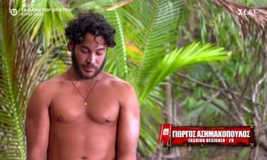 Survivor: Απαρηγόρητος ο Ασημακόπουλος - Η αναφορά στον αδερφό του που έφυγε από τη ζωή