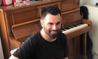 Γιώργος Παπαδόπουλος: Θα γίνει ξανά πατέρας! Πλάνα από το οικογενειακό του σπίτι