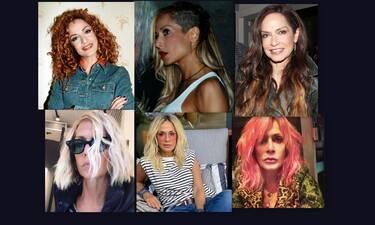 Άννα Βίσση: Flashback στις πιο υπέροχες extreme αλλαγές στα μαλλιά της