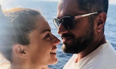 Σουλτάτος - Λασκαράκη: Είναι στην Κρήτη κι αυτή είναι η πιο ονειρεμένη φωτό τους!