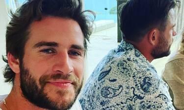 Liam Hemsworth: Μας έδειξε πώς ήταν ως παιδί και απλά τον λατρέψαμε