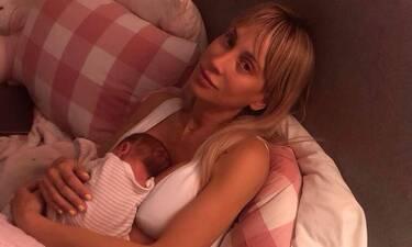 Μαρία Ματσούκα: Η αποκάλυψη για τη γέννηση του γιου της! «Σαν σήμερα 30-4 ήταν να σε γεννήσω, αλλά…»