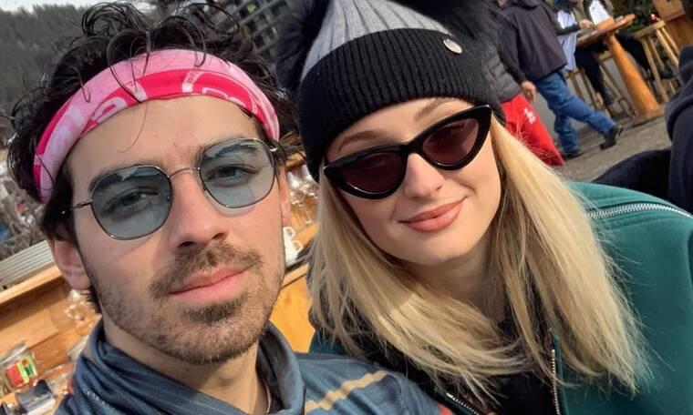 Sophie Turner: Η απόδειξη πως ο σύζυγός της είναι το καλύτερο ταίρι