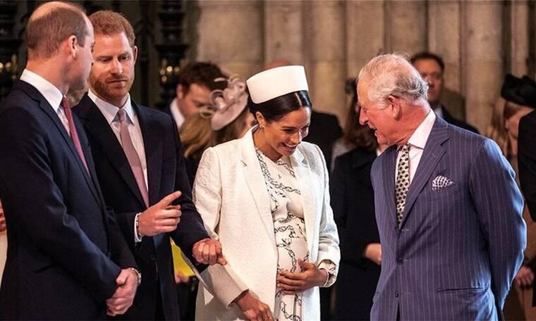 Αποκάλυψη: «Ο Κάρολος εξακολουθεί να βγάζει καπνούς απ' τα αυτιά για τη συνέντευξη Χάρι - Μέγκαν»