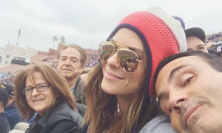 Maria Menounos: Το φωτογραφικό άλμπουμ με τη μαμά της συγκινεί