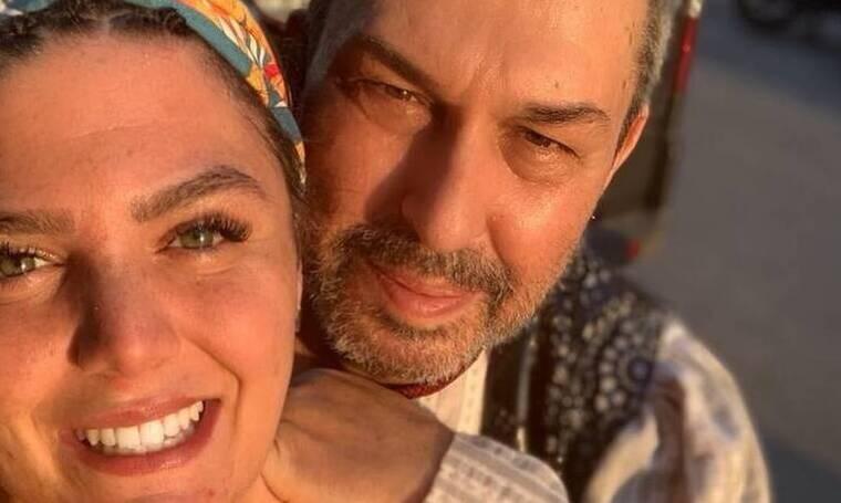 Δανάη Μπάρκα: Συγκινούν τα λόγια της για τον Χατζηπαναγιώτη: «Τέτοιες οικογένεις θέλουμε»