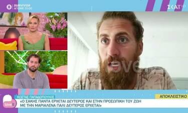 Survivor: Κώστας Παπαδόπουλος: «Αυτή θα είναι η τελική τριάδα του ριάλιτι»