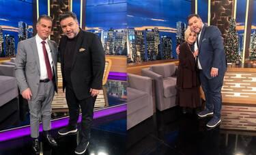 The 2Night Show: Αυτοί είναι οι καλεσμένοι του Γρηγόρη Αρναούτογλου!