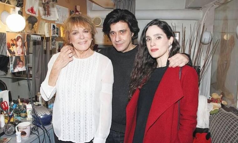 Εύα Σιμάτου: Ο γάμος με τον Αλέξη Σταμάτη και οι σχέσεις με την πεθερά της, Μπέτυ Αρβανίτη