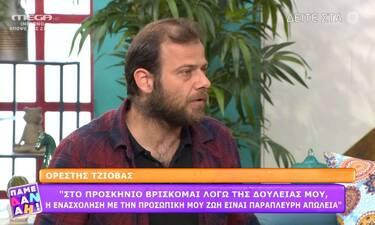 Ορέστης Τζιόβας: «Ήξερα τις φήμες για τον Λιγνάδη εδώ και 1 1/2 χρόνο και ότι έρχονται καταγγελίες»