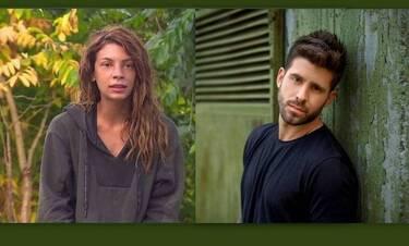 Survivor: Τι έκανε ο Γιώργος Λιβάνης την ώρα που ο Σάκης έκανε ζήλιες στην Μαριαλένα;
