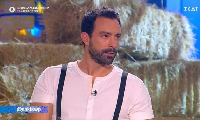 Σάκης Τανιμανίδης: «Ιδανικά δε θέλω να σταματήσουμε στα δυο παιδάκια, θέλω κι άλλα»