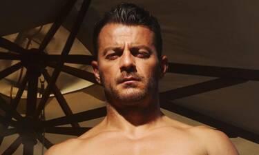 Γιώργος Αγγελόπουλος: Δείτε καρέ καρέ το πρόγραμμα γυμναστικής του - Έτσι παραμένει σε... φόρμα!