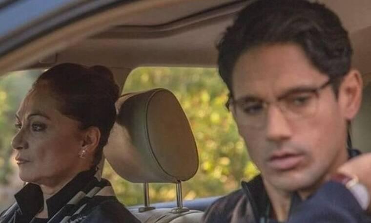 Αγγελική: Το συνταρακτικό φινάλε της σχέσης του Δημήτρη  με την μητέρα του