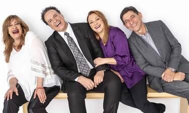 Καφέ της Χαράς - The End: Ο Ρώμας ανακοίνωσε την επόμενη τηλεοπτική του δουλειά