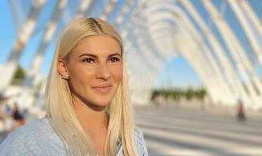 Όλγα Πηλιάκη: Απάντησε στις φήμες περί εγκυμοσύνης - «Μου στέλνετε και με ρωτάτε...»