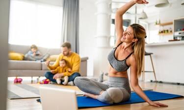 Χάστε το λίπος στους μηρούς με αυτές τις πέντε απλές ασκήσεις