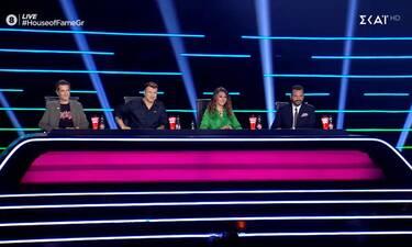 House of Fame! Η αλλαγή στην εμφάνιση του Αρσενάκου έφερε επικές ατάκες στο Live
