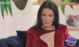 Ζωζώ Σαπουντζάκη: «Ο πρώτος μου σύζυγός μου, μου έκανε δύσκολη τη ζωή με τη ζήλια του»