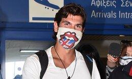 Survivor: Στην Ελλάδα ο Παύλος Γαλακτερός - Οι πρώτες φωτό από το αεροδρόμιο