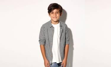 Eurovision: Ο μικρός Άγγελος από τα «Καλύτερά μας Χρόνια» θα πει το ντουζ πουάν της Ελλάδας!
