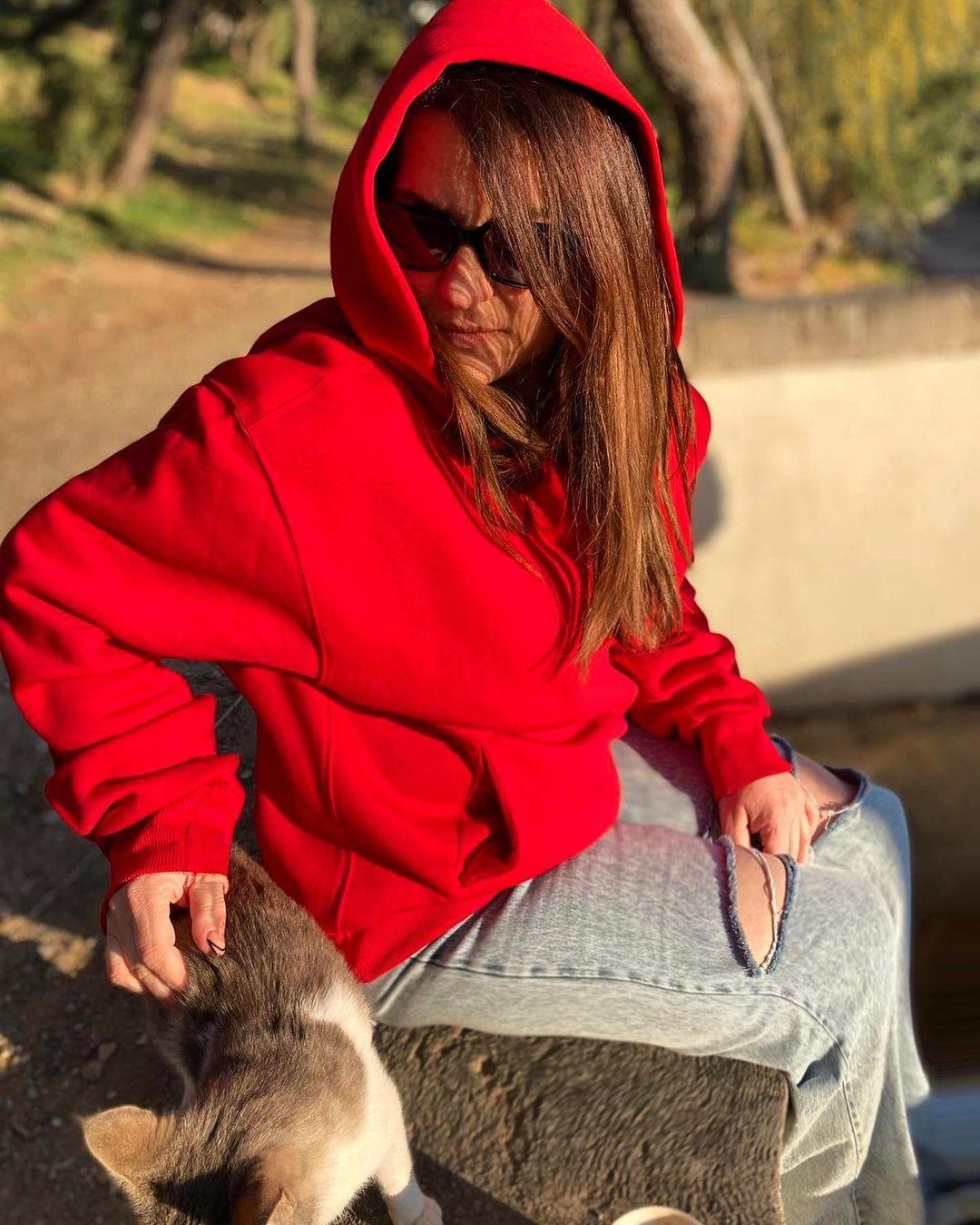 Κατερίνα Ζαρίφη: Αδυνάτισε κι άλλο! Η φωτό με το κοστούμι που μας έκανε να σαστίσουμε