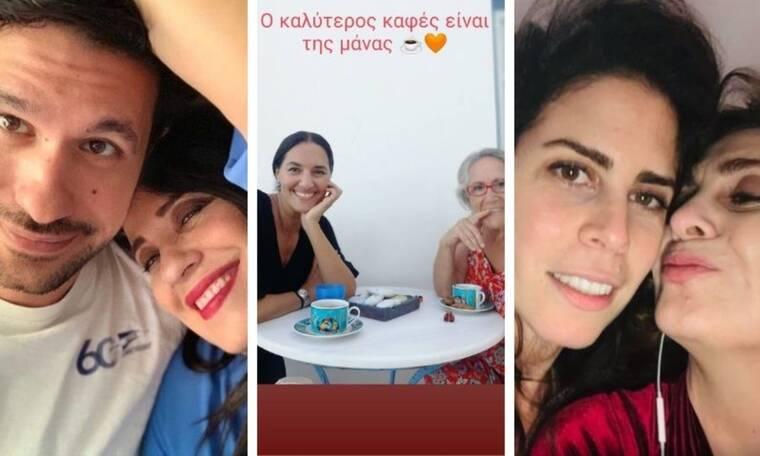 Γιορτή της Μητέρας: Πώς ευχήθηκαν χρόνια πολλά διάσημες Ελληνίδες μαμάδες