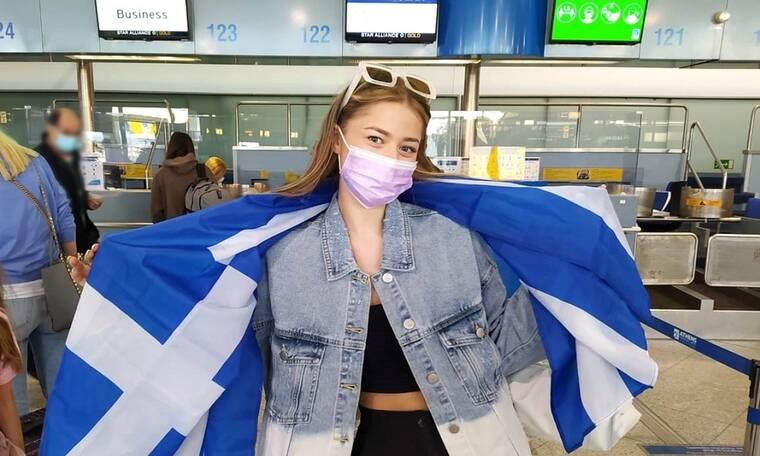 Eurovision 2021: Αναχώρησε η Ελληνική αποστολή για την Ολλανδία