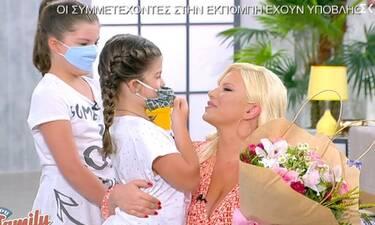Γιορτή της μητέρας: Απίστευτη έκπληξη on air! Στο πλατό οι κόρες της Αντελίνας και του Χάρη