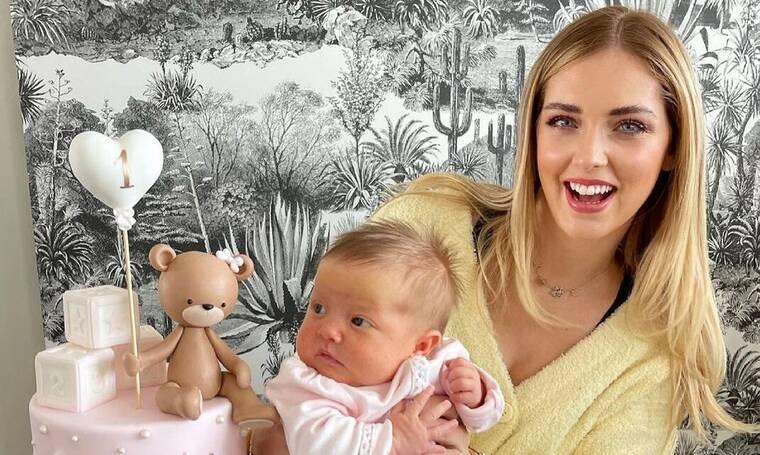 H κόρη της Κιάρα Φεράνι είναι μοδάτη από κούνια! Τα δεκάδες σύνολα και παιδικά αξεσουάρ