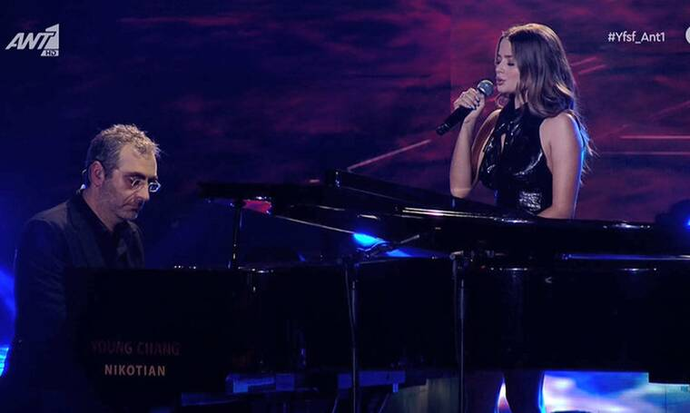 YFSF All Star: Η συγκλονιστική ερμηνεία του Last Dance από τη Stefania στη σκηνή του σόου!