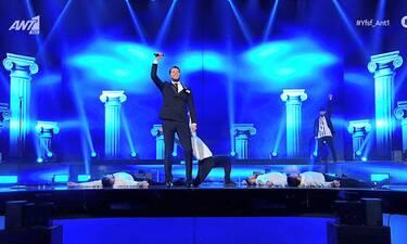YFSF All Star: Αναβίωσε η ελληνική συμμετοχή στη Eurovision το 2011 με τον Λούκα Γιώρκα!