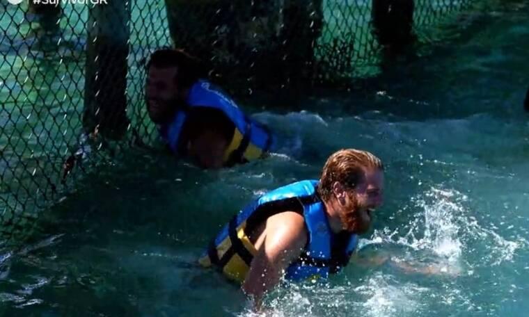 Survivor: James και Νίκος έκαναν χαμό με σχόλια στο Twitter και ο λόγος είναι ευχάριστος (photos)