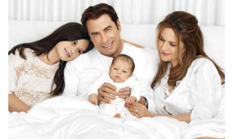 Συγκινεί το μήνυμα του John Travolta για τη σύζυγό του που έφυγε από τη ζωή (pics)