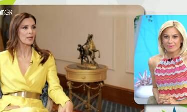 """Η απίστευτη αποκάλυψη της Κατερίνας Λέχου για τον ρόλο της στο """"Είσαι το Ταίρι μου"""""""