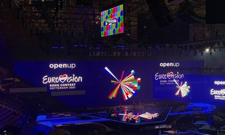 Eurovision 2021: Απίστευτο θέαμα! Aυτό είναι το τεράστιο stage για τον φετινό διαγωνισμό