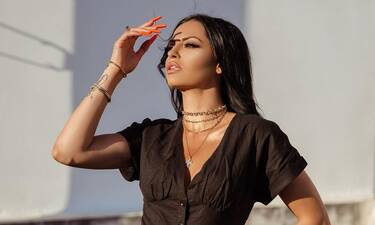 Δήμητρα Αλεξανδράκη: Είναι ερωτευμένη και δεν το κρύβει - Βίντεο με το νέο της αμόρε