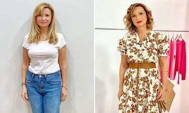 Style Me Up: Η Υβόννη Μπόσνιακ άλλαξε το στιλ της Βασιλικής και απογείωσε την εμφάνισή της!