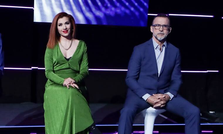 House of Fame: Η Μπαλτατζή μπήκε αγνώριστη στην αίθουσα - Η αλλαγή στα μαλλιά της
