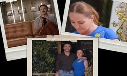 Η φωτογραφία της ζωής μου: Μελέτης Ηλίας: Τα δάκρυα συγκίνησης της γυναίκας του για μία φωτό!