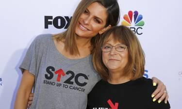 Το μήνυμα της Maria Menounos για τη ζωή μετά τον θάνατο της μαμάς της συγκινεί